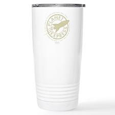 Planet Express Logo Travel Mug