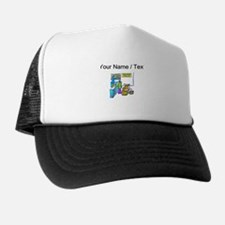 Custom Delivery Service Trucker Hat