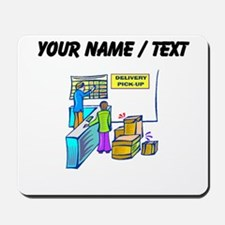 Custom Delivery Service Mousepad