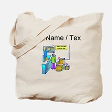 Custom Delivery Service Tote Bag