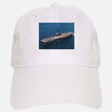 USS Hornet Ship's Image Baseball Baseball Cap