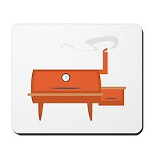 BBQ Grill Mousepad