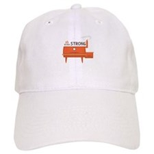 16 Hours Strong Baseball Baseball Cap
