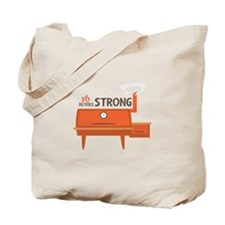 16 Hours Strong Tote Bag