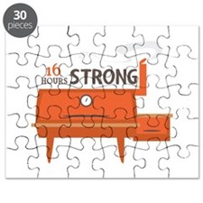 16 Hours Strong Puzzle