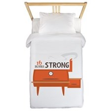 16 Hours Strong Twin Duvet