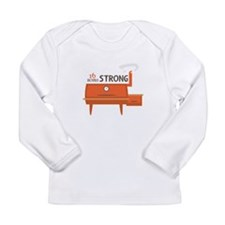 16 Hours Strong Long Sleeve T-Shirt