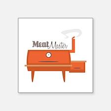 Meat Master Sticker