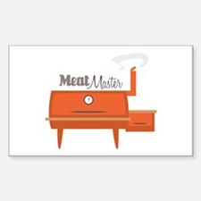 Meat Master Decal