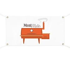 Meat Master Banner
