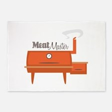 Meat Master 5'x7'Area Rug