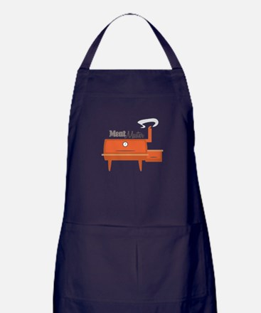 Meat Master Apron (dark)