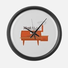 Meat Master Large Wall Clock