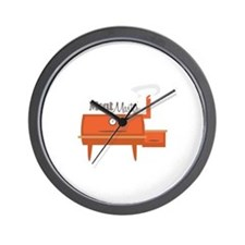 Meat Master Wall Clock