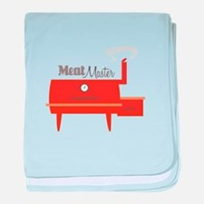 Meat Master baby blanket