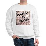 Powered by Frijoles Sweatshirt
