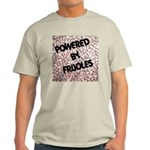 Powered by Frijoles Light T-Shirt