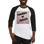 Powered by Frijoles Baseball Jersey