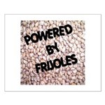 Powered by Frijoles Small Poster