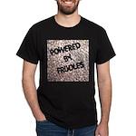 Powered by Frijoles Dark T-Shirt