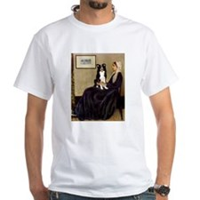 Whistlers Mother & Border Collie Shirt