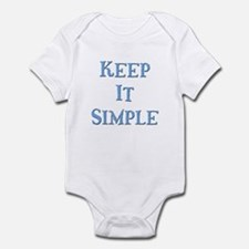Keep It Simple 5 Infant Bodysuit