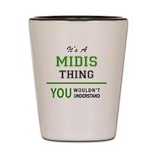 Cool Midi Shot Glass