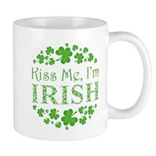 KISS ME, I'M IRISH Mug