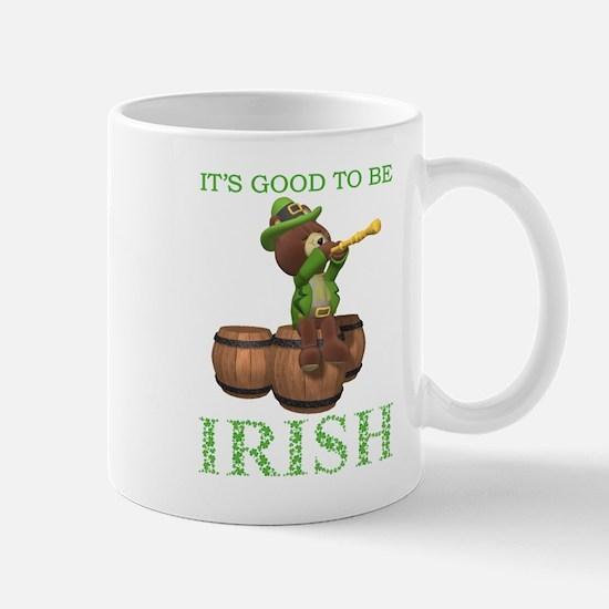 It's Good To Be Irish Mug
