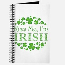 KISS ME, I'M IRISH Journal