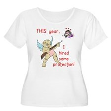 """""""Cupid Protection"""" T-Shirt"""