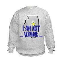 I am not (from) Normal (Illin Sweatshirt