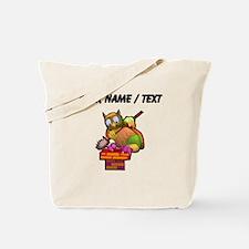 Custom Chimney Sweep Owl Tote Bag