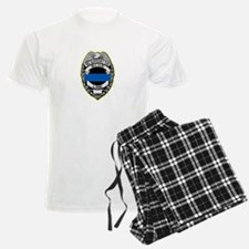 Cute Cop Pajamas