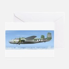 B 25 Greeting Cards (Pk of 10)