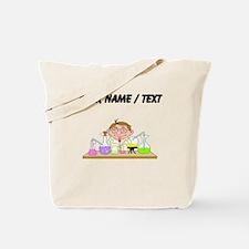 Custom Chemist Tote Bag