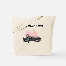 Custom Chauffer Tote Bag