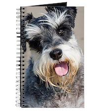 Schauzer dog Journal