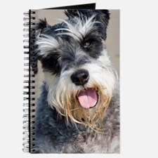 Schauzer dog Journal