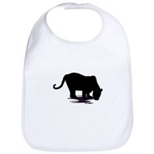 Black Panther Bib