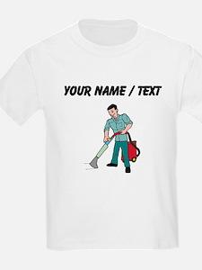 Custom Carpet Cleaner T-Shirt