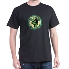 Green Heart Medallion T-Shirt
