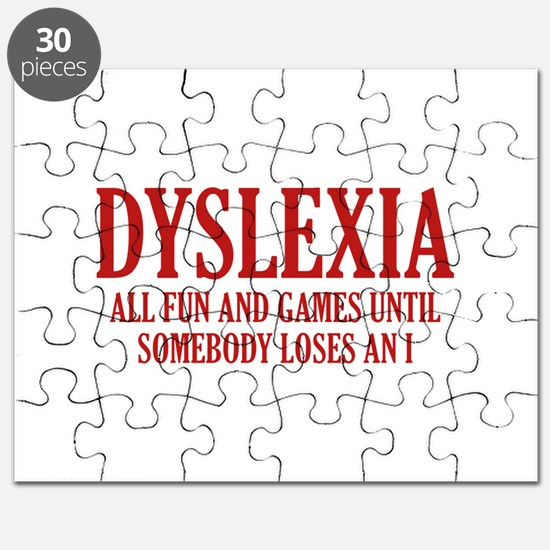 Dyslexia Puzzle