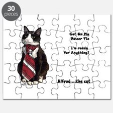Alfred The cat Puzzle