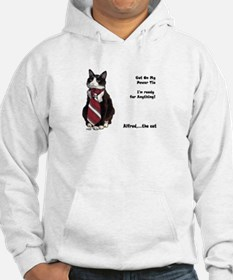 Alfred The cat Hoodie
