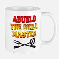 Abuelo The Grill Master Drinkware Mugs