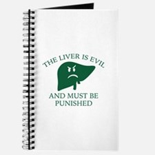 The Liver Is Evil Journal