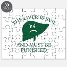 The Liver Is Evil Puzzle