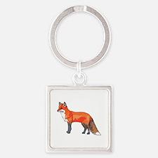 RED FOX Keychains