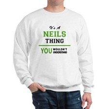 Cool Neil Sweatshirt